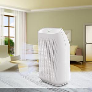Dolap Dehumidifier için Hava Kurutma Emici Evde Kullanım Elektrikli Mini Semiconductor Nem Alıcı Ultra Sessiz Nem Alıcı Nem