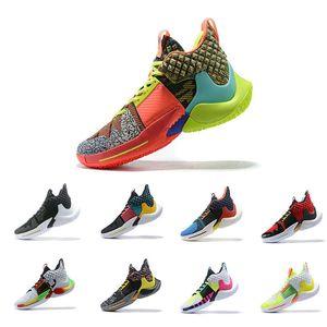 Pourquoi pas Zer0.2 Russell Westbrook 0.3 2.0 II Mirror Image Nouvelles chaussures de basketball de sport Zero.2 one Sports Athletic Sneakers