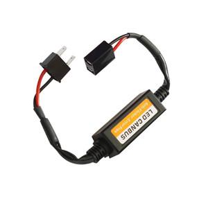 H7 LED Canbus Adapter Fehlerfreier Decoder für H4 LED Scheinwerfer Lampensätze für SUV Nebelscheinwerfer H1 H8 H11 HB3 HB4 Anti-Flicker