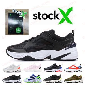 Wholesale Top Quality M2K Tekno Dad Running Shoes Women Mens Designer Zapatillas Sports Shoes Trainers Sneakers Stock X Size 36-45