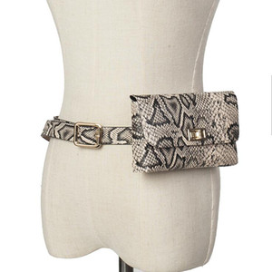 newest designer luxury waist bag women joker belt classic Serpentine shoulder bags Retro portable phone bags mini ladies bags