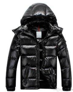 Hot Designer Jacken Winterjacke Herren Weiße Ente Daunenjacke mit Pullover Schwarz Blau Doudoune Homme Hiver Marque Outwear Parka Mantel m11