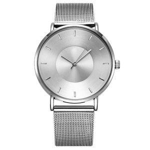Shengke Fashion Dress relógio para senhoras relógio de alta qualidade Movimento Quartz 001 Alça Aço Inoxidável malha pulseira Folding Buckle