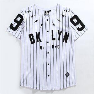 Мода Streetwear бейсбольные Униформа Quick Dry рубашки мужские рубашки бейсбола Swag Джерси T Plain Black 2020