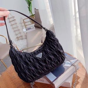 En Yüksek Kalite Lüks Kadınlar Tasarımcılar Çanta Bez Çanta Marka Moda Kadın Çanta Çanta Zinciri Omuz Çantaları Axiller Paketi Deri