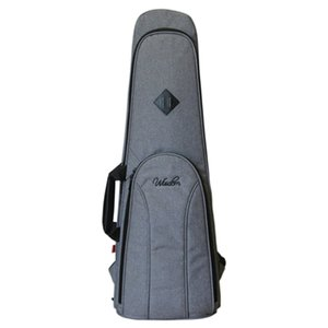 Wholsale Oxford Cloth Deluxe Gig Bag Use for Concert,Soprano and Tenor Ukulele Grey