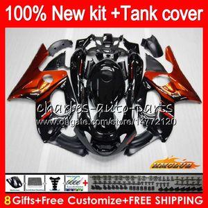 Thundercat YAMAHA YZF 600 R CC 600cc 600R 72HC.9 flammes orange YZF600R YZF600R 96 97 98 99 00 01 02 03 04 05 06 07 1996 2007 carénages