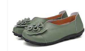 Envío gratis 2018 Primavera Otoño nuevo estilo moda antideslizante Zapatos de mujer con fondo plano Zapatos de mujer