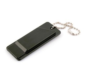 Drei - Frequenz Outdoor Survival Pfeife Rettungsschwimmer Notfall Sirene Hochfrequenz-Erdbebenhilfe verdreifachen Pfeife portable Mini-Pfeife