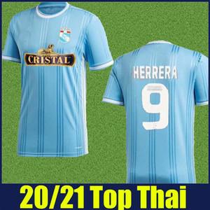 2020 2021 Peru Sporting Cristal HERRERA Soccer Jersey ORTIZ CALCATERRA uniforme de futebol camisas de futebol Camiseta de Sporting Cristal 20/21