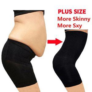 Sexy Butt Lifter transparente Femmes taille haute amincissant Tummy Culotte de contrôle Culottes Briefs Pantalon amincissants Body Shaper Sous-vêtements Lady