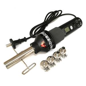 بندقية الحرارة 8018LCD 220V 450W 450Degree lcd قابل للتعديل محطة لحام الإلكترونية المحمولة بندقية الهواء الساخن بغا إعادة صياغة محطة لحام