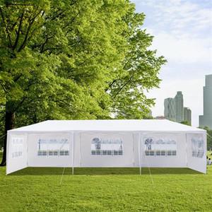 Parti Düğün Commercial ABD Açık Kanopi Çadır Taşınabilir Gazebo Canopy Çadırı itibaren Gemi Su geçirmez, UV Koruma Barınağı, Çıkarılabilir Sid