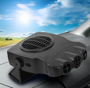 Auxiliary Heater 12 V 500W Portable Car Heater Windshield Parking Defroster Rapid Heating Cooling Fan For Truck Webasto