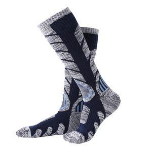 Winter Warm Men Women Thermal Ski Socks Thick Cotton Sports Snowboard Cycling Skiing Soccer Socks Long