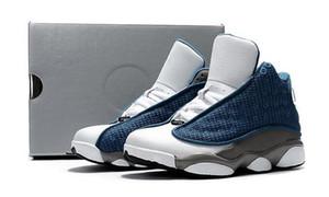 Vente en ligne pas cher New 13 chaussures de basket-ball d'enfants pour les enfants Babys de 13 ans Garçons Filles chaussure de course Taille 11C-3Y avec la boîte