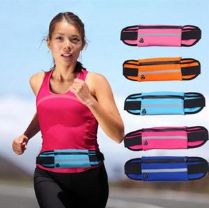 Outdoor Correndo Telefone cintura Bag Ciclismo Titular Waterproof Telefone Bottle Belt Bag Mini bolso Water Bag Partido OOA7629-2 Favor
