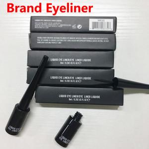 Марка Eyeliner жидкость для глаз Eye Liner Liquide Долговечность 8ML водонепроницаемый подводка для глаз карандаш высокого качества макияж DHL освобождает перевозку груза ГОРЯЧИЙ