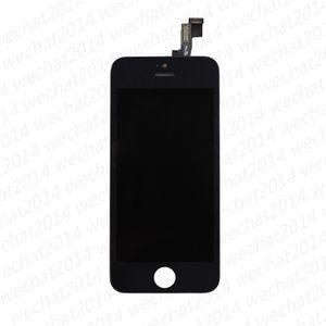 (100% getestet) LCD Display Touchscreen Digitizer Assembly Ersatzteile für iPhone 5 5S 5C SE 6 frei DHL