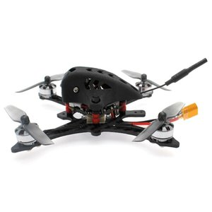 HBFPV FF65-GT 3S зубочистка FPV 2,5 'Гонки Drone F4 OSD 12А BLHeli_S 200mW VTX CADDX EOS2 Cam BNF - Frsky Pro D8