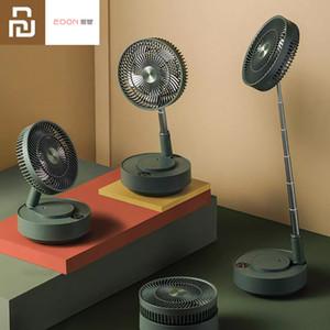 Youpin EDON télescopique électrique pliant ventilateur étage bureau Socle ventilateur Télécommande de charge Grande Home Office avec Humidifier