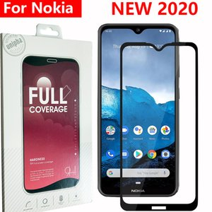 5D полное покрытие закаленное стекло протектор экрана телефона для Nokia 6.2 7.2 X71 для Nokia 2.2 2.3 4.2 для NOKIA 3.2 X6 6.1 Plus