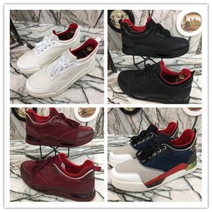 High Quality Aurelien Red Bottom Shoes For Men Sneaker Sports Shoes Flat Aurelien Sneakers Trainers Birthday Wedding Gift Free Shipping