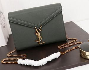 borsa a tracolla delle nuove donne busta CASSANDRA top importati pelle caviale catena Borsa 582.334 super speciale a forma di Y-clip della serratura multi-pos
