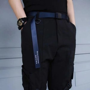 Socket cloth and cover cloth cover tooling men's and women's Canvas fashion belt denim belt ins