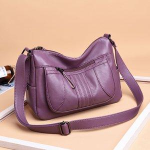 2020 Newest style Most popular Large Capacity women shoulder bags designer small Single adjustable shoulder Crossbody bag soft wallet
