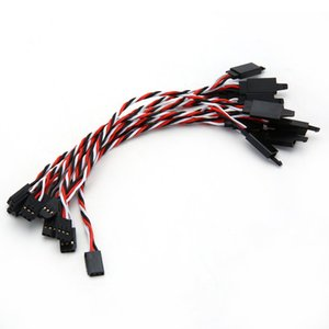 5PCS SET 150MM 60 Cores Servo Extension Female Cables Connection Extend Wire Extended Lines For Futaba Quadcopter RC Parts