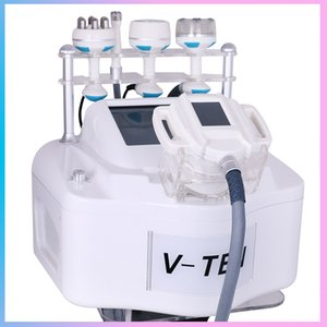 Портативный корпус в форме Vela Fat Cellulite Bipolar РЧ Velashape Кавитация для похудения Оборудование Velashape Здоровье Салон красоты