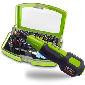 Mini Elektrikli Tornavida Mini Matkap 3.6V Lityum Batarya Büyük Tork LED ile Geleneksel Tornavida Ev DIY değiştirin Araçlar
