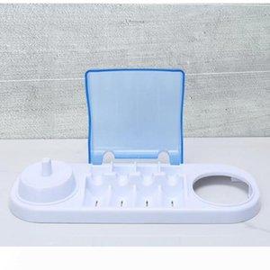 Роторный электрический держатель зубных щеток для Oral-B головки зубных щеток, ящика для хранения, совместимого с Oral-B базы зарядного устройства
