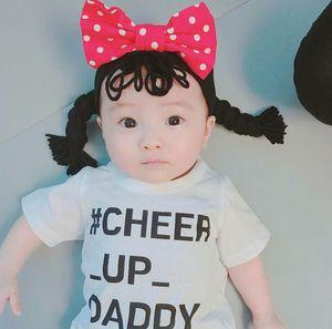 e16Kw Handmade children's accessories small Handmade headdress band headdress braid hair band Baby's cute girl's headwear concave style hair