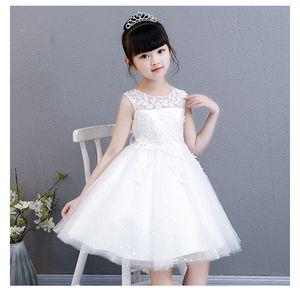 린다의 매장 완벽한 AM 베이비 키즈 의류 NOT 실제 세례는 두 AM MODEL DHLEMSAramex 배송 드레스