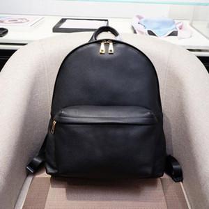 designer rucksäcke echtes leder rucksack litchi muster medusa kopf luxus geldbörse taschen echtes leder mann taschen