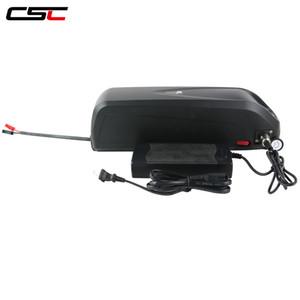CSC Aşağı Tüp Lityum Elektrikli Bisiklet Hailong Pil 48V 12.5Ah 1000W Ebike şarj edilebilir batarya USB Bağlantı Noktası ISO9001 / CE / RoHS / UN38.3 Testi ile