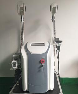 CE aprobado Lipo Láser Cavitación Slim Machine Ultrasonido Cavitación Eliminación de grasa Lipo Laser Body Slimming Cool Lipo Fat Freeze Equipment
