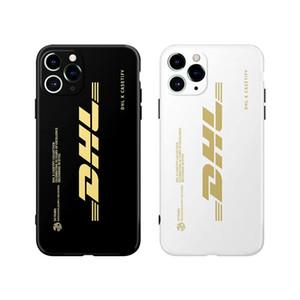 2020 diseñador de caja del teléfono móvil de posicionamiento de precisión orificio chapado en oro, conveniente para el iPhone 11 Pro Max XR -7P8p7 / 8 001