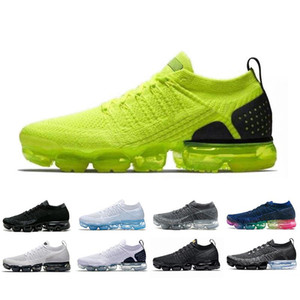 2020 NIKE AIR VAPORMAX FLYKNIT tricot 2.0 1.0 Hommes Chaussures de course Xamropavs Fly Designer Sport Jogging Marche Randonnée Sneakers Femmes Maxes Taille 36-45