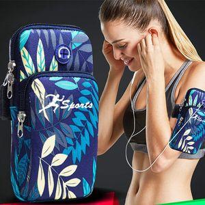 مصمم المحمولة حقيبة يد نسائية رياضة الجري الهاتف حقائب تليفون حامل مقاوم للماء رياضة الحقيبة الهاتف