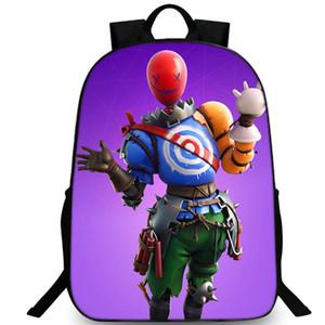 Airhead backpack Balloon air head daypack Fort game photo schoolbag Print rucksack Sport school bag Outdoor day pack