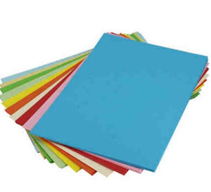 office @ school supplies produtos de papel Color handmade cartonagem 16k Origami