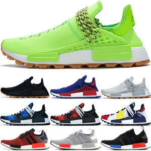 2020 hommes course humaine NMD R1 femmes chaussures de course Pharrell Williams BBC espèces infinies triple chaussures hommes blanc noir