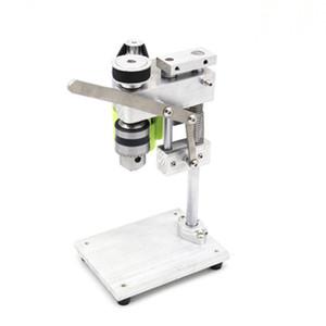 Makine freze makinesi, mini küçük tezgah matkap DIY hassas tezgah matkabı dokunarak minyatür ikinci nesil tezgah matkabı Twilight