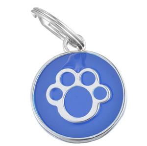 Ciondolo Pet Carta decorativa Anti-Lost Pet Dog Cat Nome Indirizzo Etichetta Tag Pet ID Identity Card Collare per cani Accessori