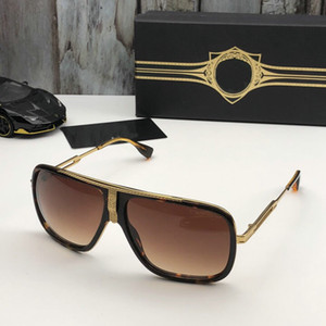 Occhiali da sole economici ovali design di lusso lente Moda classico maestro degli occhiali da sole di stile di pendenza dell'annata degli uomini di vetro di Sun Oculos