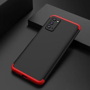 S20 + 360 Vollschutzüberzug für Samsung Galaxy S20 Plus Ultra Fall Funda Rückseiten-Telefon-Kästen für Sam S10 HINWEIS 10 A20 A71 A51 M30 Coque