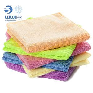 HOT SAle Microfiber Kitchen Cleaning Multifunctional Dishwashing Towel Non-Stick Oil Rag Towel Multifunctional Cleaning Towel Wholesale